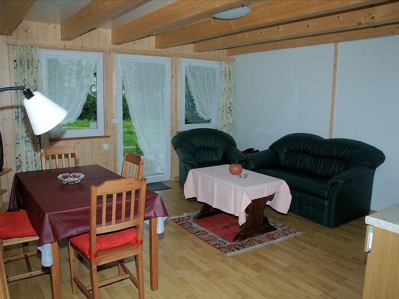Wohnung in Kandersteg